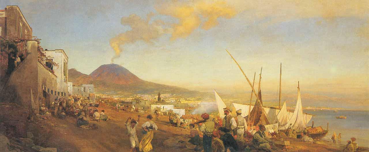 antica storia dell'isola di ischia